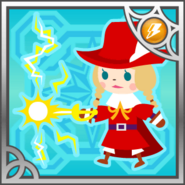 FFAB Enthunder - Red Mage (F) R