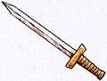 FFMQ Steel Sword Artwork