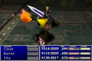 FFVII Big Shot