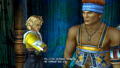 FFX HD Wakka about Chappu