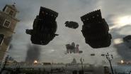 Imperial invasion of Altissia in FFXV Episode Ignis