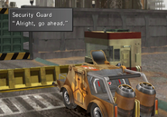 Missile Base infiltration from FFVIII Remastered