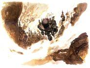Terra heading for Narshe