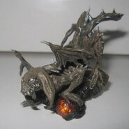 Dark Dragon XI by Creatures