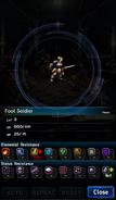 FFBE Foot Soldier Analyze