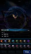 FFBE Mercury Bat Analyze