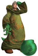FFX-2 Paine Mascot 2