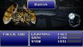 FFXIII Retro Banish