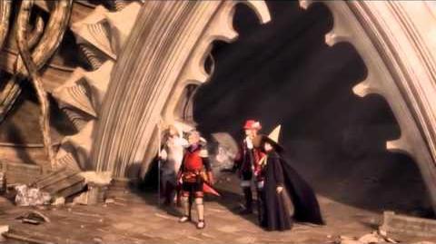 Final Fantasy 3 trailer DS