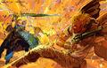 Final Fantasy Unlimited preliminary illustration 11