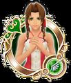 KHUX KH2 Aerith 5★ Medal