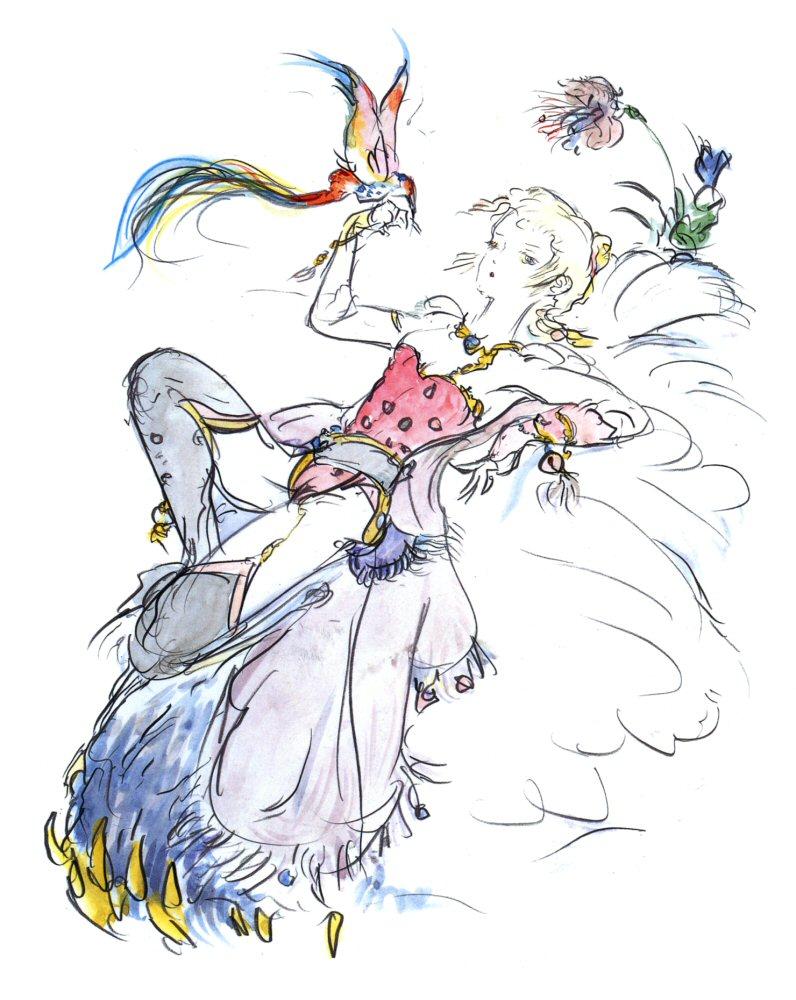 Криль Майер Бальдесион (Final Fantasy V)