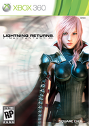LRFFXIII NA Boxart Xbox360