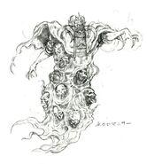 Necromancer FFV Art (monster)