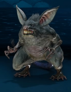 Wererat in Enemy Intel from FFVII Remake