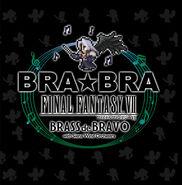 BRA★BRA Final Fantasy VII Brass de Bravo