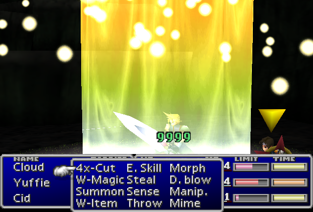 FullCure (Final Fantasy VII ability)
