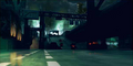 Midgar Expressway artwork 2 for Final Fantasy VII Remake