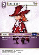 Red Mage 1-121C from FFTCG Opus