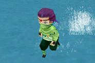 TAY IOS Tsukinowa Running on Water