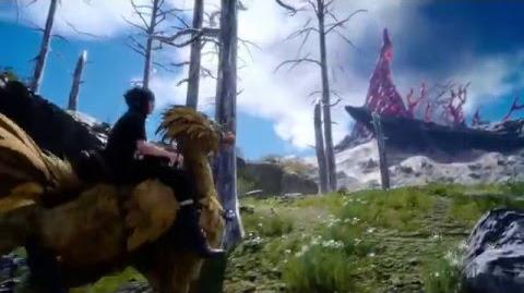 Uncovered Final Fantasy XV Special Trailer (EU version)