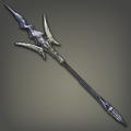 Adamantite Trident from Final Fantasy XIV icon