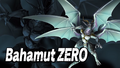Bahamut ZERO Smash Bros Splash Card
