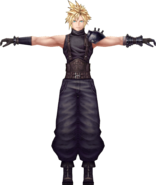 Cloud from WotV render
