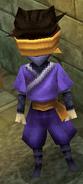 Eblan ninja NPC render ffiv ios
