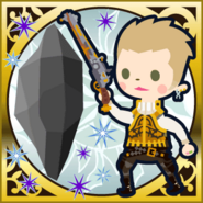 FFAB Seal Evil - Balthier Legend SR