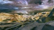 FFXIII-2 Dying World 700 AF - The Sandy Highlands