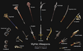 FFXI Mythic Weapons