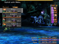 FFX Party Selection Menu