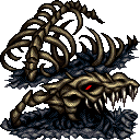 Fossil Dragon (Final Fantasy VI)