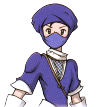 Ninja (Revenant Wings)