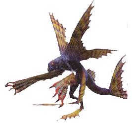 Sahagin Prince (Final Fantasy X-2)