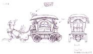 Chocobo Kart Artwork