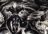 Dissidia Amano Sephiroth