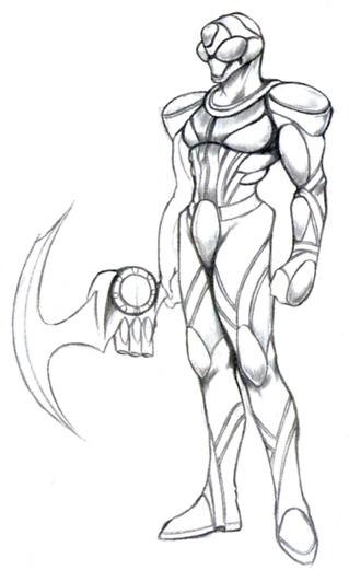 Esthar Soldier (Terminator)