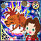 FFAB Earth Rave - Aerith (Assist Red XIII) Legend UR+