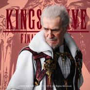 Iedolas Aldercapt from Kingsglaive FFXV