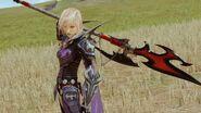 LRFFXIII Dragoon Victory Pose