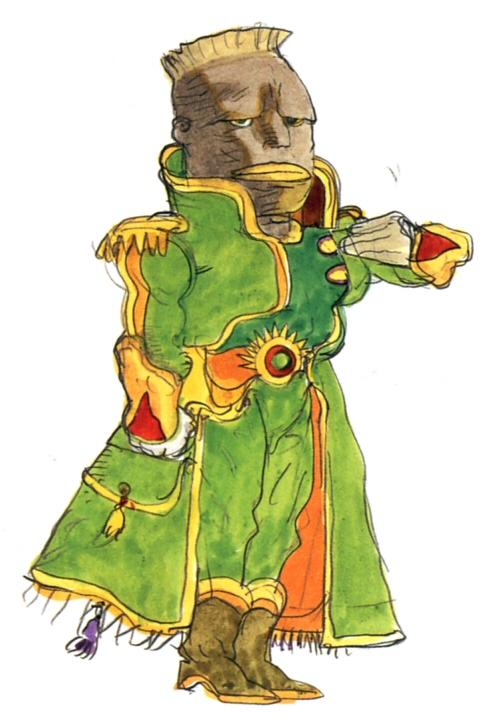 Генерал Лео Кристоф