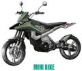 Motonox Gust bike artwork for FFVII Remake