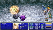 FF4PSP Enemy Ability Chain Reaction