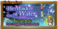 FFRK The Maiden of Water Event