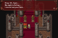 FFVI PC King of Doma dying