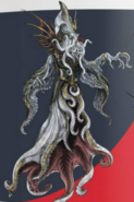 FFXV Daemon Art