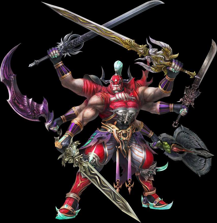 Gilgamesh (Final Fantasy XIII-2)
