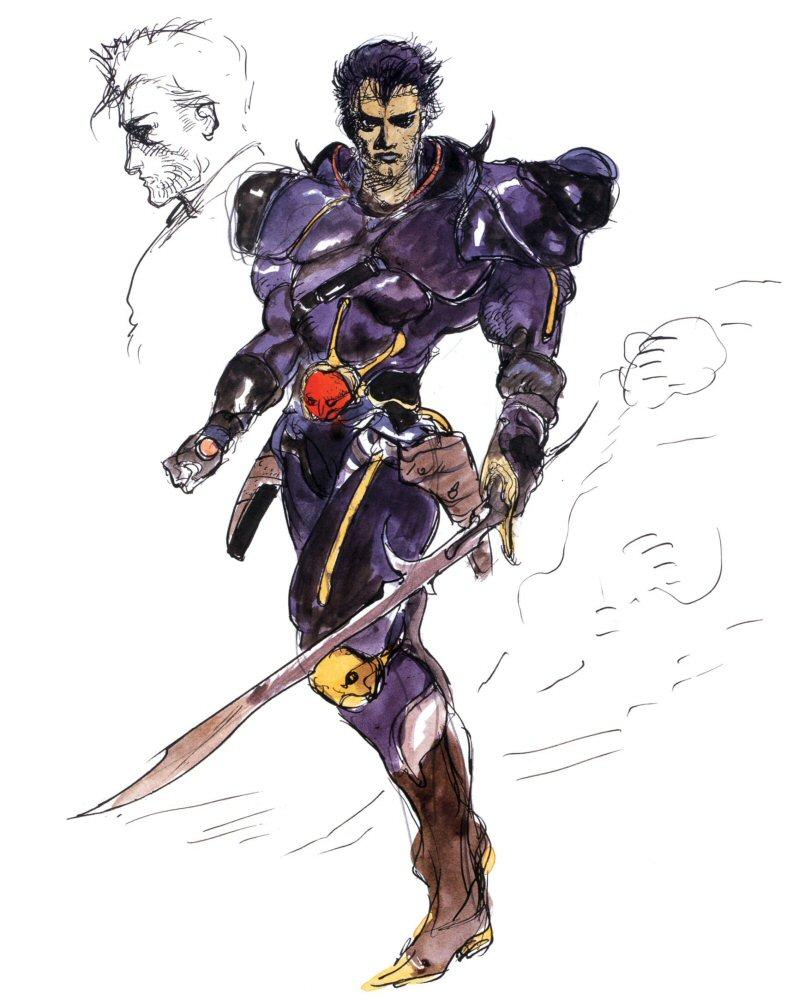 Леон (Final Fantasy II)